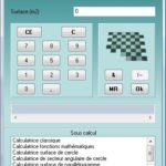 Calcul carrelage