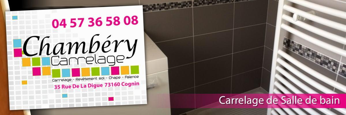 carrelage chambery