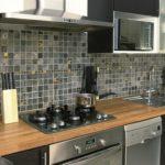 Carrelage cuisine mur