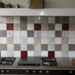 Carrelage de cuisine mural