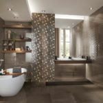 Carrelage design salle de bain