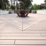 Carrelage imitation bois terrasse