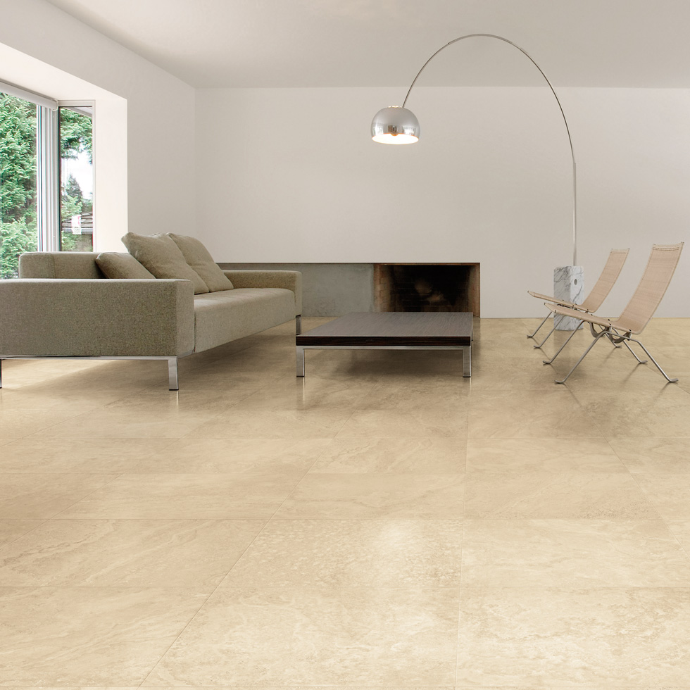 Salle de bain travertin leroy merlin for Carrelage stone