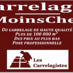 Carrelage moins cher