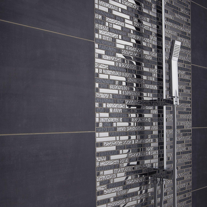 elegant carrelage mosaique leroy merlin with carrelage. Black Bedroom Furniture Sets. Home Design Ideas