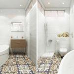 Carrelage pour petite salle de bain