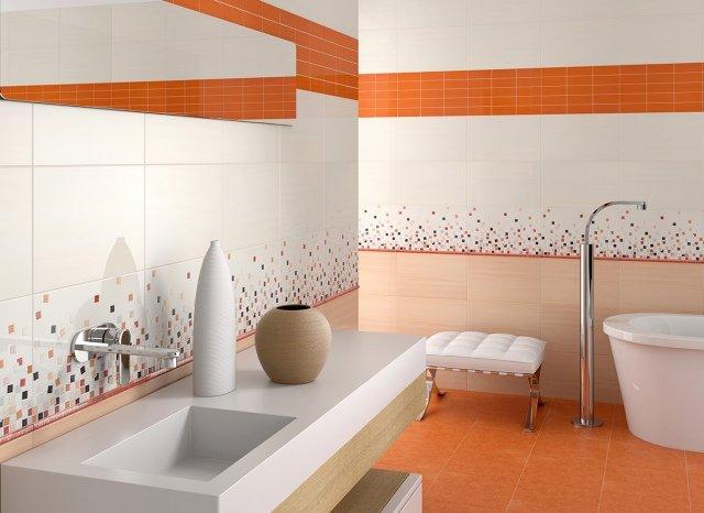 carrelage salle de bain couleur
