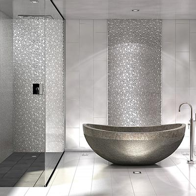 carrelage salle de bain design