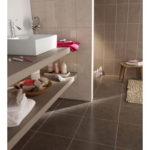 Carrelage salle de bains castorama