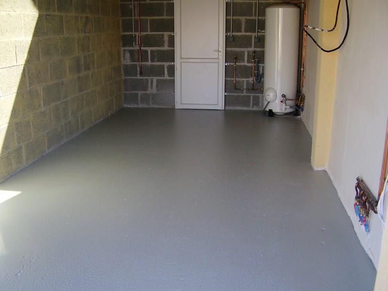 Carrelage cuisine queguiner - Peinture pour sol de garage ...