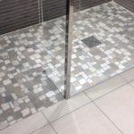 Carrelage sol salle de bain antidérapant