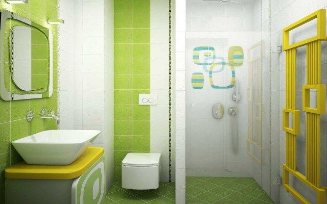 carrelage vert salle de bain - Carrelage Vert Salle De Bain