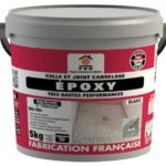 Colle carrelage epoxy
