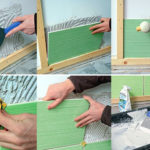 Comment poser carrelage mural