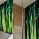 Fresque murale carrelage