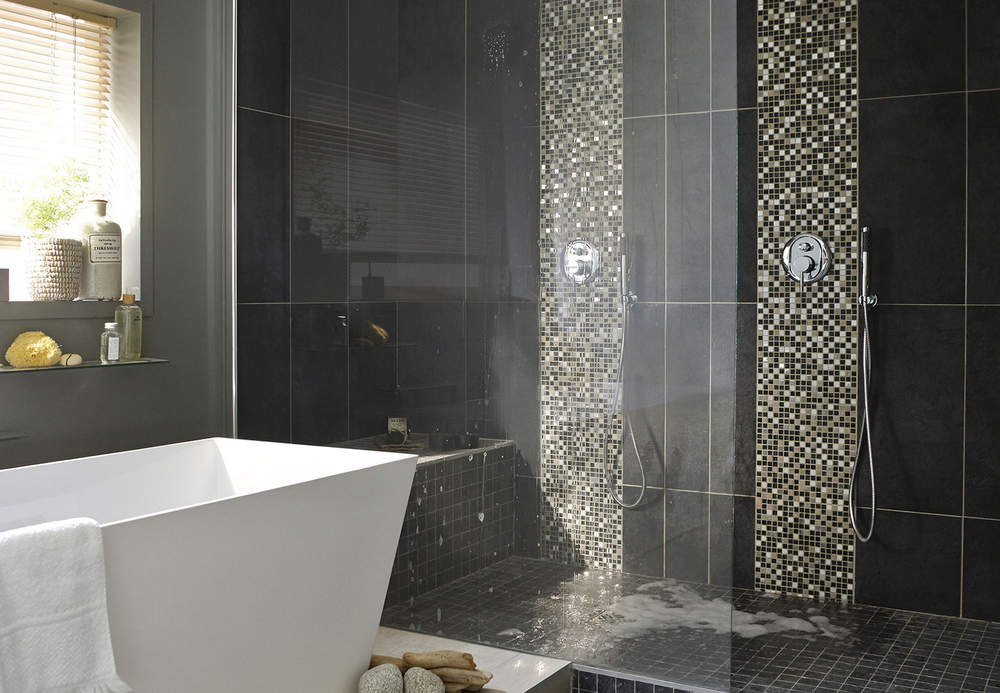 Beautiful exemple salle de bains leroy merlin gallery for Salle de bain le roy merlin
