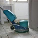 Machine nettoyage carrelage