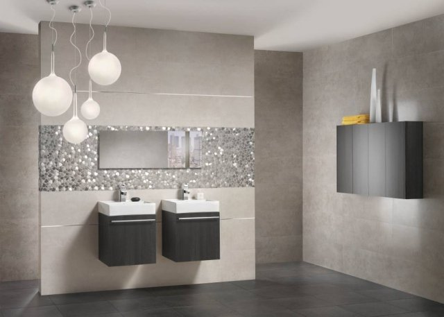 Model Carrelages : Modele carrelage salle de bain