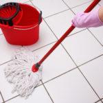 Nettoyer le carrelage