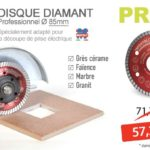 Outillage carrelage