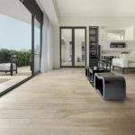 Parquet imitation carrelage