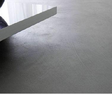 Peinture carrelage sol effet beton cire