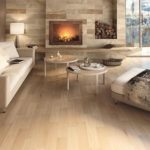 Photo carrelage imitation parquet