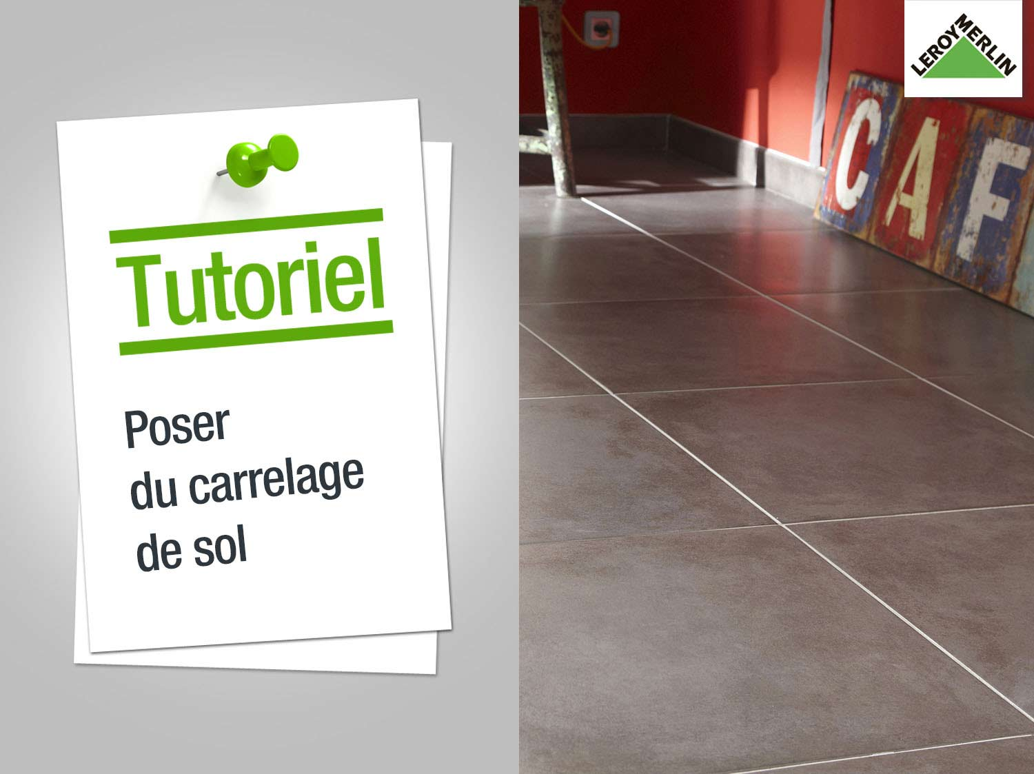 Pose de carrelage mural cuisine video - Pose de carrelage mural ...
