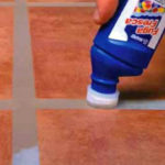 Renovation joint carrelage
