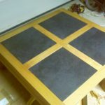 Table carrelage
